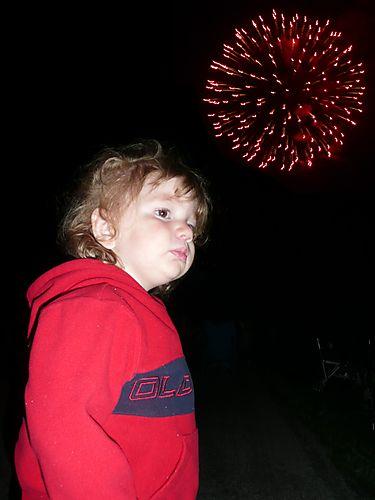 Anya fireworks